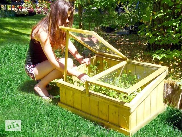 продам Теплица мини-парник для сада, огорода Inspekt 300/430x1150x600 бу в Львове