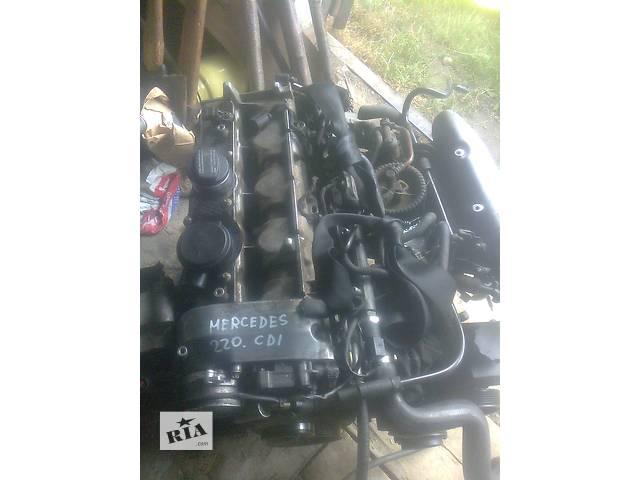 бу  Топливный насос высокого давления/трубки/шест для легкового авто Mercedes Vito в Бориславе