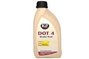 Тормозная жидкость 0.5л dot4 K2, БИД Амулет