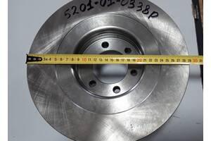 Тормозной диск передний не вентилируемый Iveco Daily 1 ШТУКА