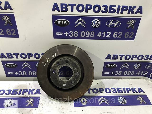 купить бу Тормозной диск передний R13 R14 Citroen Berlingo 2003-2008 Ситроен Берлинго Сітроен Берлінго в Тернополі