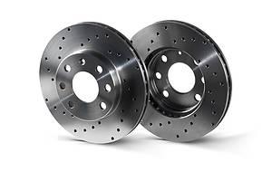 Новые Тормозные диски Opel Omega