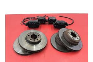 Тормозные Диски переднии/заднии BMW X5 E70 F15 БМВ Х5 Е70 Ф15 тормозні