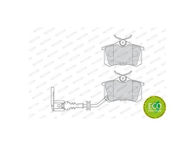 продам Тормозные колодки, к-кт. VW POLO (9N_) / SEAT CORDOBA (6L2) 1994-2014 г. бу в Одессе