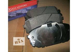 Нові Гальмівні колодки комплекти Kia