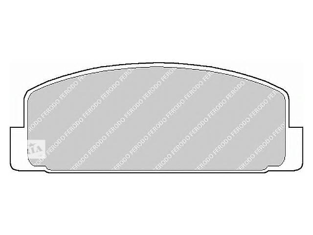 бу  Тормозные колодки задние комплект для легкового авто MAZDA 626 GF 97-/626 2.0GT 89-/626 KOMBI в Черновцах