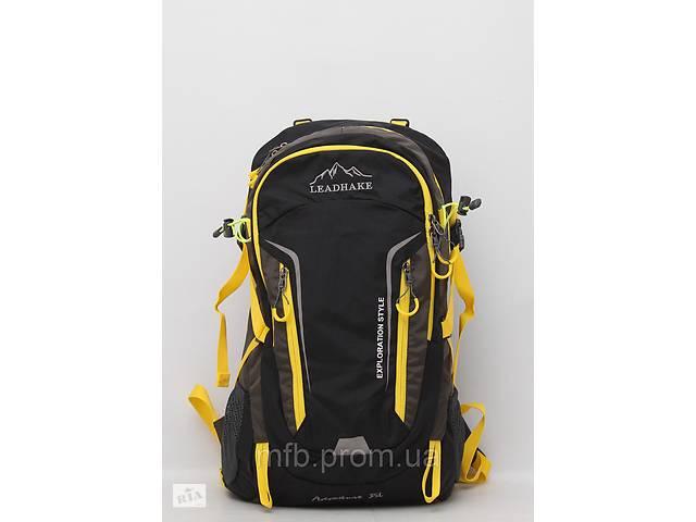 купить бу Туристический дорожный рюкзак Lead Hake 35 литров / 35L с металлическим каркасом LeadHake в Одессе
