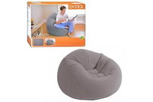 Надувное кресло 68579 размер  107х104х69 см