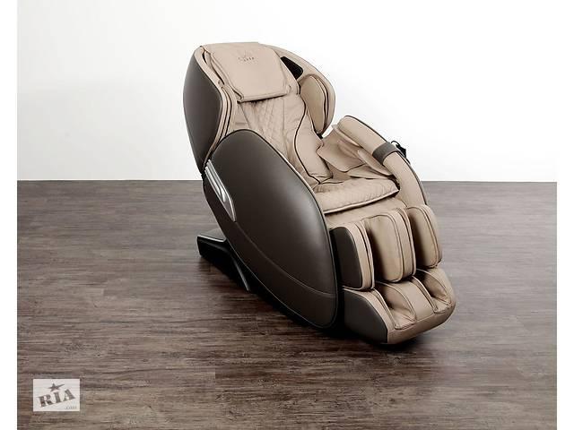 продам Массажное кресло AlphaSonic 2 (бежевое) бу в Киеве