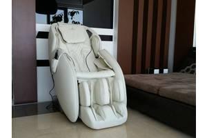Массажное кресло AlphaSonic 2 (Премиально белое)