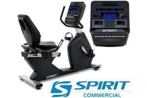 Нові Велотренажери Spirit