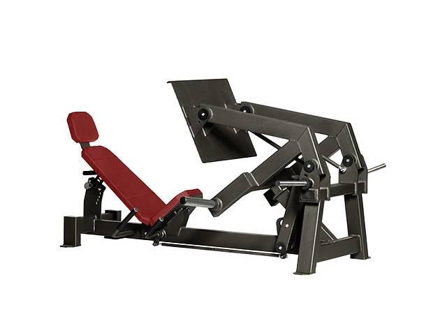 купить бу Тренажер - Жим ногами под углом 45 градусов Gym80 CORE Seated Leg Press 45 в Дніпрі (Дніпропетровськ)