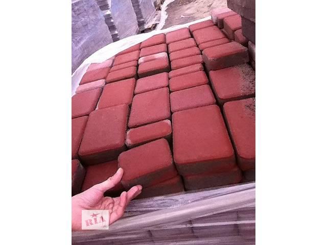 купить бу Тротуарная плитка Старый Город 4мм 6мм 8мм , поребрики в Киеве