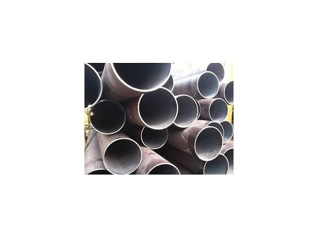 продам Трубы стальные горячедеформированные ГОСТ 8732 ст. 20, 09Г2С, 35, 45 бу в Днепре (Днепропетровск)
