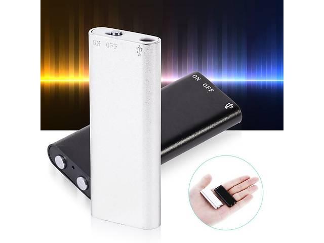 продам TS080 Диктофон мини 8 ГБ цифровой аудио-рекордер MP3 Плеер  бу в Киеве