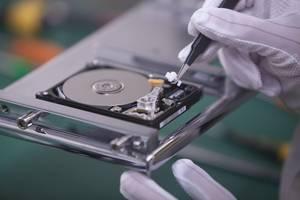 Центр восстановления данных (информации). Ремонт жестких дисков.