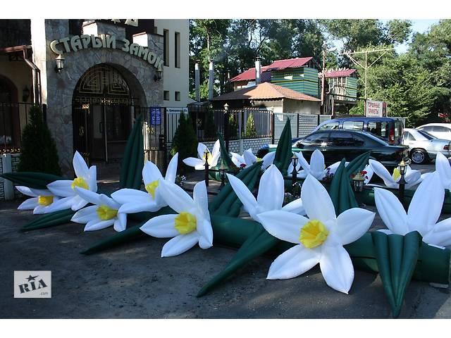 купить бу Цветочные пневмогирлянды на праздник в Днепропетровской области