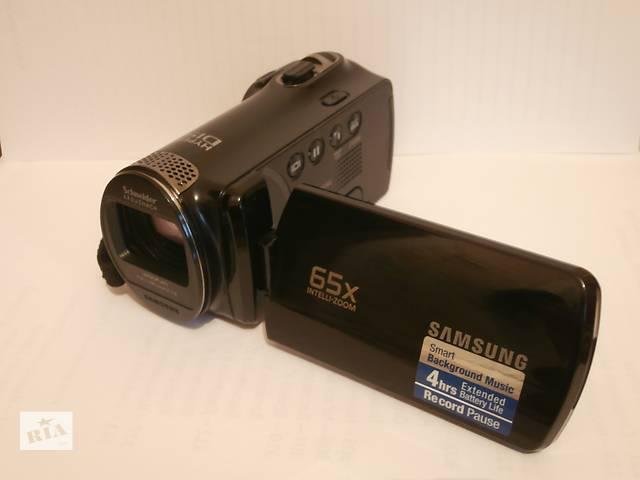 продам Цифровая Видеокамера Samsung SMX-F53BP - в Идеале ! бу в Херсоне