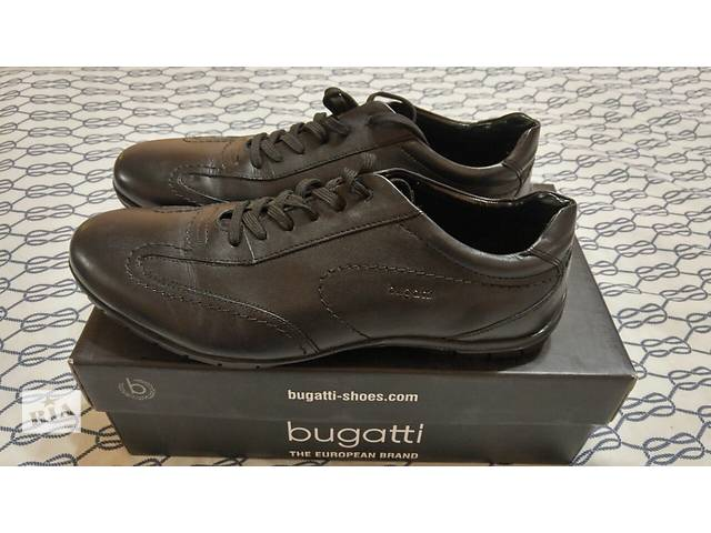 купить бу Туфли 46 р. Bugatti в Ужгороде