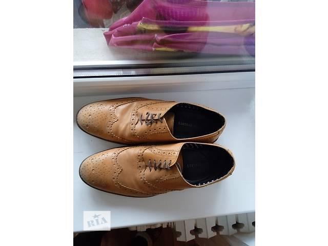 туфли кожа- объявление о продаже  в Одессе