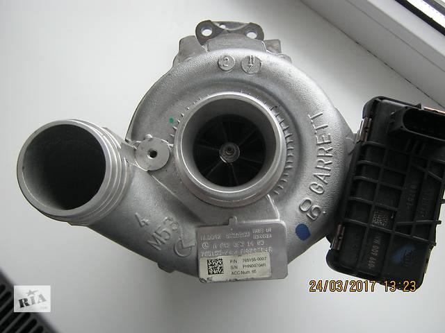 бу Турбокомпрессор на Chrysler 300C, 765155-0008 / 765155-5008S (OEM 6420900280 / A6420900280 / A642090 в Луцке