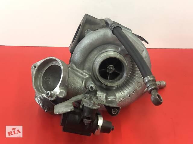 бу Турбина BMW X5 E53 E60 E39 3. 0d m57n GT2260 турбина БМВ Х5 Е53 Е39 Е60 в Ровно