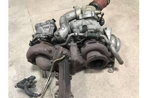Турбина BMW X5 E70 E71 4.0d N57 турбина БМВ Х5 Е70 N57D30B 2010-2013