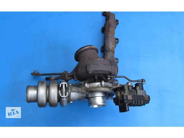 Турбина, турбіна Mercedes Sprinter 906 (ОМ646) 2.2 CDI (2006-2012гг) 215, 313, 315, 415- объявление о продаже  в Ровно