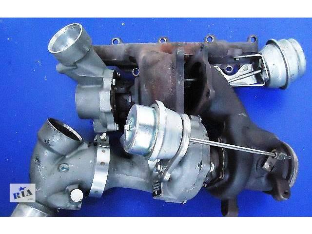 Турбина вакуумная би-турбо 2.2 ом 646 Mercedes Sprinter 906 315 2006-2012г- объявление о продаже  в Ровно