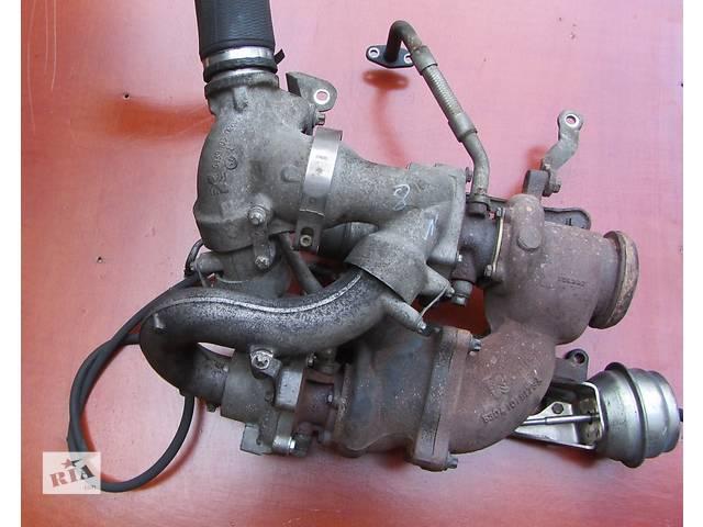 продам Турбина вакуумная, турбіна bi-turbo би-турбо Mercedes Sprinter 906 ( 2.2 CDi) ОМ 646, 642, 611 (2000-12р) бу в Ровно