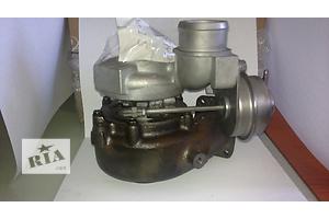 Турбины Volkswagen Crafter груз.