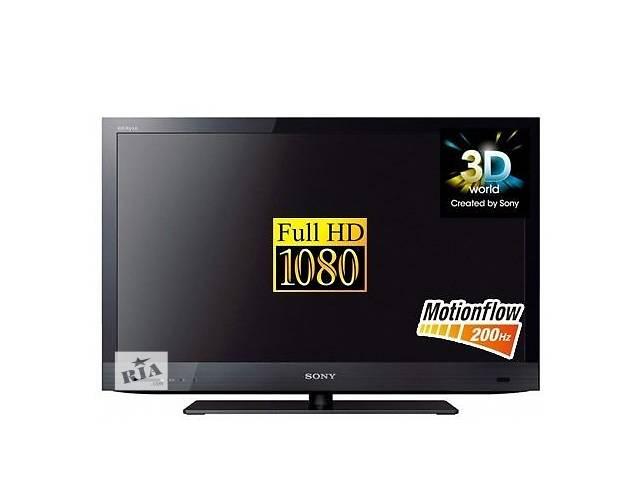 бу LED-телевизор SONY KDL-32EX720 Full HD, 200 Hz, USB + 3D очки Sony TDG-BR100 в Северодонецке