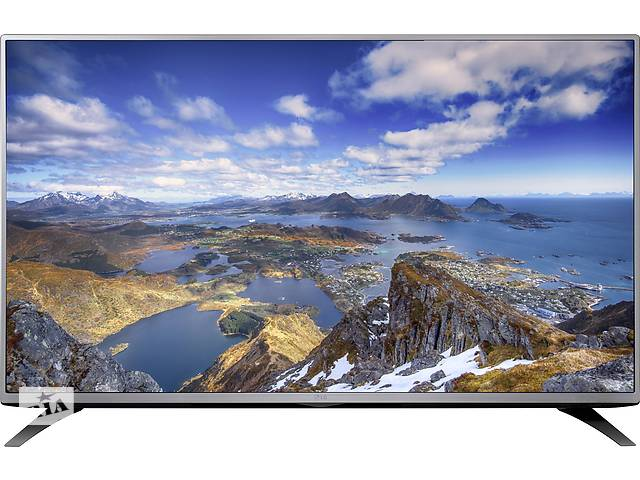 бу Продам телевизор LG 43LK5900V smart tv,wi-fi, в Виннице
