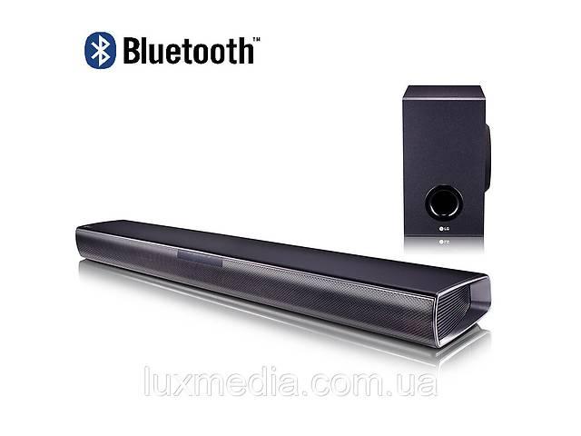 продам Саундбар LG SJ2 (2.1, 160 Вт, Bluetooth, беспроводной сабвуфер) бу в Луцке