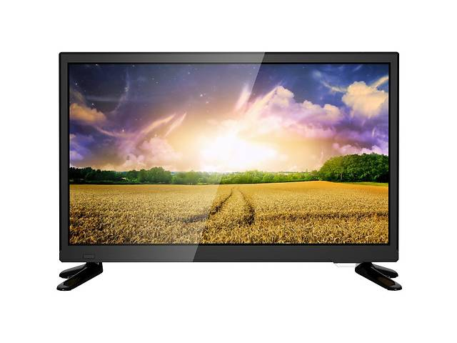 продам Телевизор Elenberg 22DF4530-O бу в Харькове
