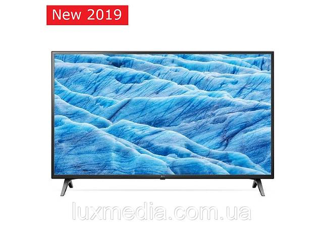 бу Телевизор LG 55UM7000PLC (PMI 1600Hz, 4K Active HDR, Ultra Surround, webOS 4.5, DVBT2/C/S2) в Луцке