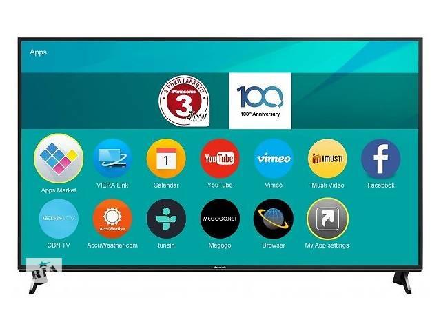 Телевізор PANASONIC TX-55FXR600- объявление о продаже  в Києві