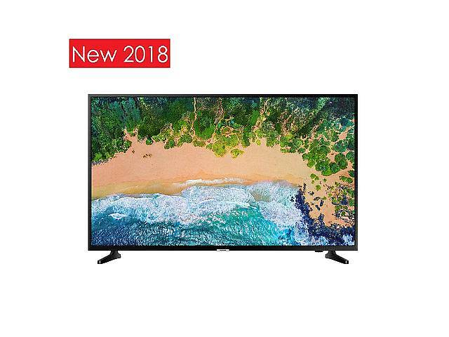 купить бу Телевизор Samsung UE40NU7112 (PQI 1300Гц, UltraHD HDR10, Smart, Tizen 4.0, DVB-C/T2) в Луцке