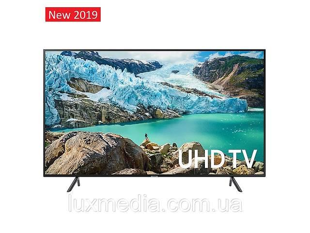 купить бу Телевизор Samsung UE43RU7172 (PQI 1400Гц, 4K UHD, HDR10+, Dolby Digital Plus, Tizen 5.0, DVB-C/T2/S2) в Луцке