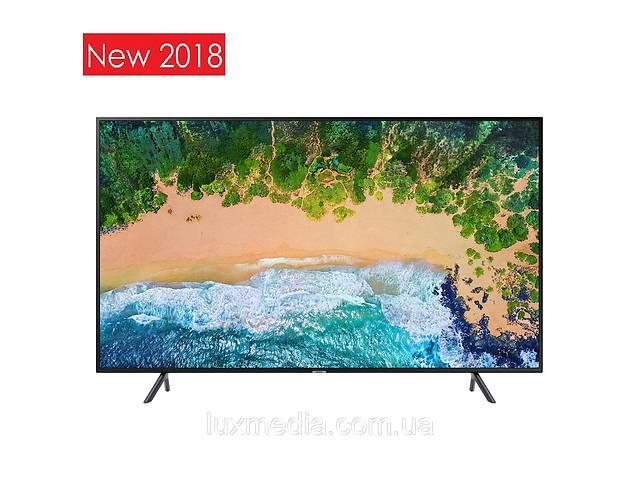 купить бу Телевизор Samsung UE58NU7172 (PQI 1300Гц, UltraHD HDR10, Smart, UHD Engine, HDR10+, Tizen 4.0, DVB-C/T2/S2) в Луцке