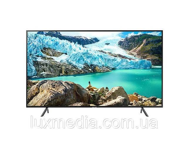 бу Телевизор Samsung UE75RU7172 (PQI 1400Гц, 4K UHD, HDR10+, Dolby Digital Plus, Tizen 5.0, DVB-C/T2/S2) в Луцке