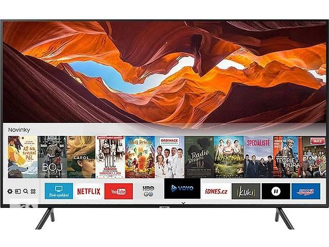 купить бу  TV 2019 Samsung UE43RU7172 ULTRA HD 4K, Smart TV, PQI-1400Hz.T2-тюнер,OS TiZen 5.0 в Днепре (Днепропетровск)