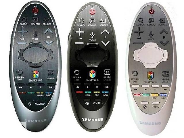 бу Універсальний пульт ДК Samsung Smart Remote Control BN59-01185B  (аналоги  01182B 01181B 32d316b489081