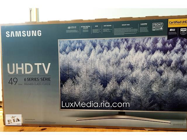 продам В НАЛИЧИИ телевизор Samsung UE49MU6402 (UltraHD/4K,HDR) MU6400 MU6472 MU6442 бу в Луцке
