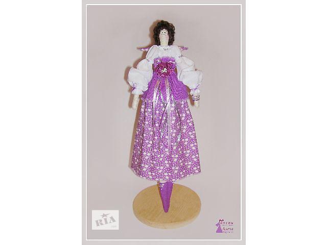 бу Тильда Флора. Цветочный Ангел. Интерьерная кукла ручной работы. в Херсоне