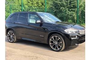 Титаны BMW X5 F15 R22 285/35 Диски Титани Дискі Колеса БМВ Х5 Ф15