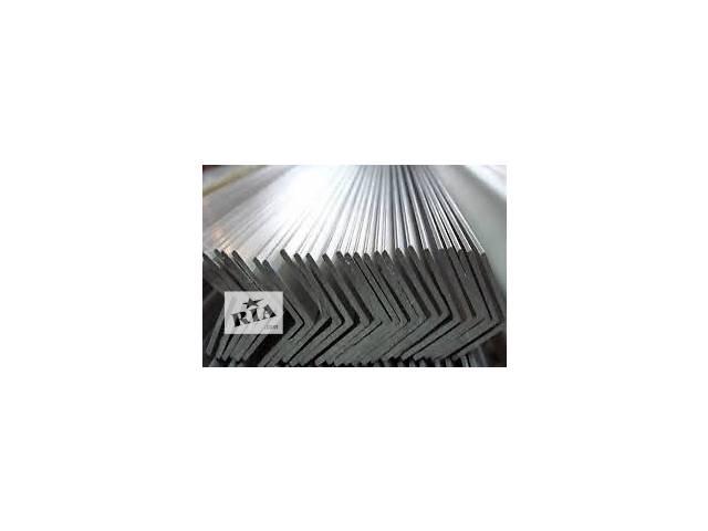 Уголок алюминиевый (Украина) 50х50х2, 50х50х3, 50х50х5- объявление о продаже  в Киеве