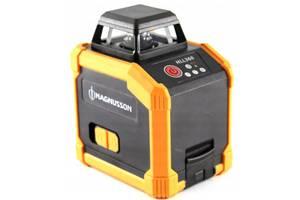 Уровень лазерный, нивелир MAGNUSSON 15M (Англия) Точность до ± 0,4 мм / м на 15 м.