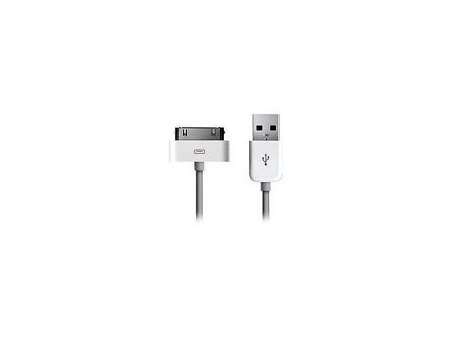 купить бу USB кабель iPhone 3G/4G White (Код товара:1698) в Харькове