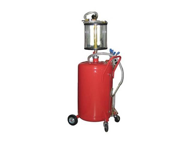 бу Установка для вакуумной откачки масла с мерной колбой (80 л) G.I.KRAFT B8010KV в Дубно